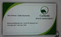 Curbside Waste Management services