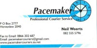 Pacemaker Couriers cc