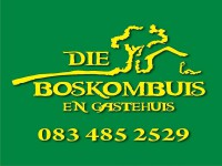 Die Boskombuis en Gastehuis