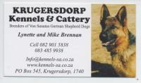 Krugersdorp Kennels