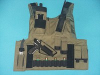 CONSERV SECURITY A-TEAM TACTICAL VEST
