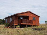 Alto Log Cabin & Outrides